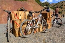 Challenging  adventure mountain bike trip 8 DAYS
