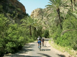 Mtb in middle atlas and oriental hight atlas