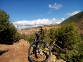 Fantastic Mountain Biking tours High Atlas & Berber villages(7 Days)