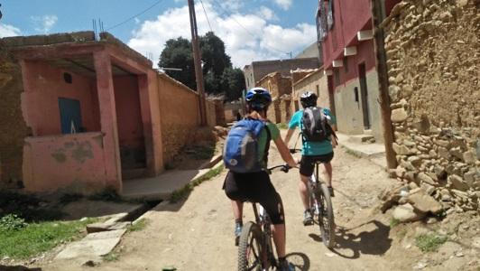 Biking Day Trip In Atlas Mountains - 1 DAY