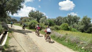 mountain bike trip in morocco