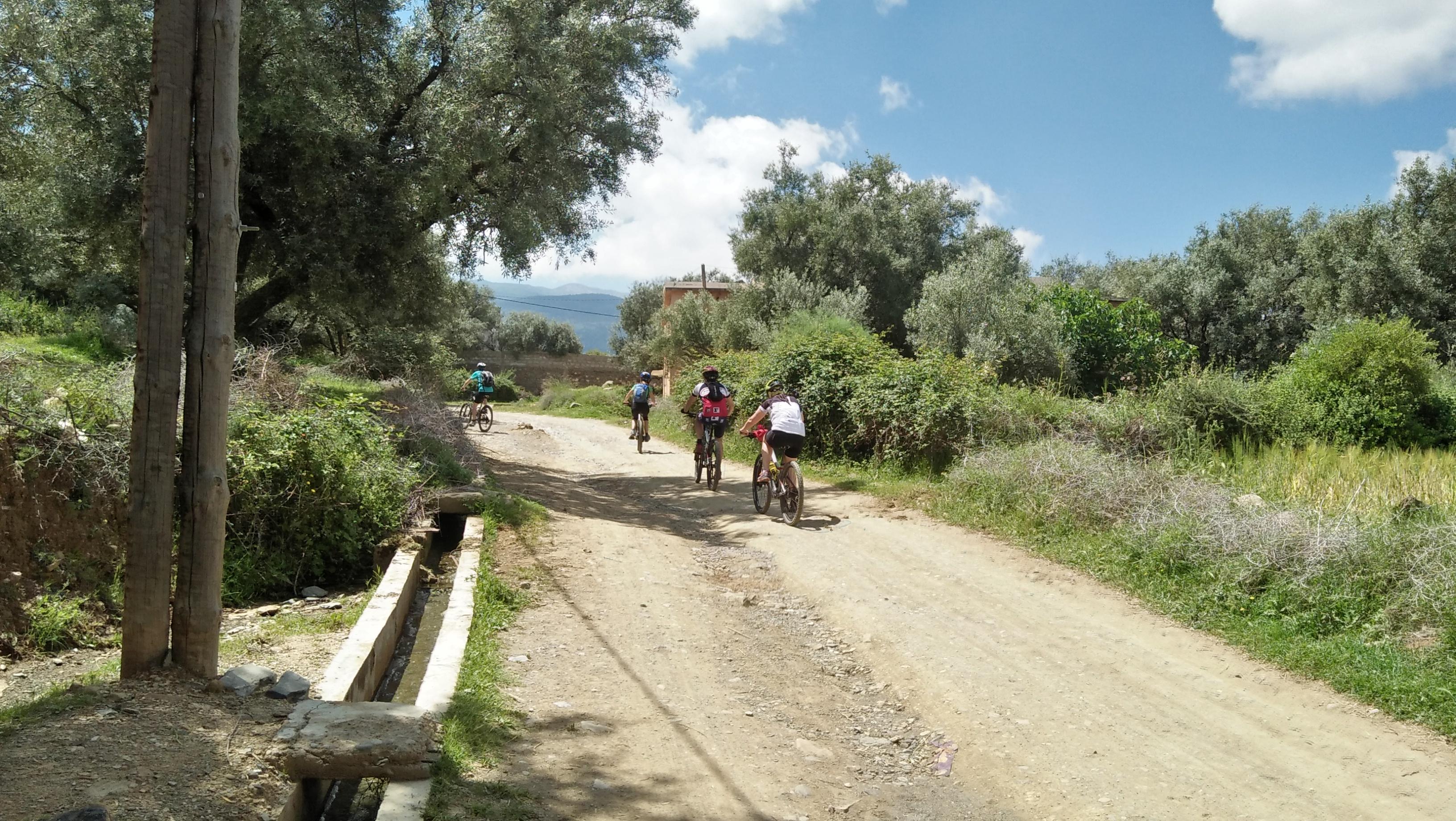 Mtb In Atlas Mountains - 5 Days