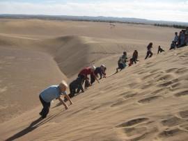 hiking in the atlas mountains & sahara desert trip 5 days