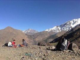 4 days berber villages & toubkal trek