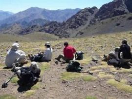 3 Days imlil trekking to setti fadma ourika valley