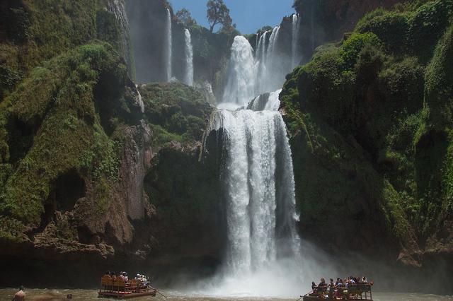 Ouzoud Waterfalls Excursion