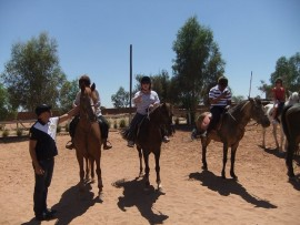 Full Day Horse Riding Atlas Mountains