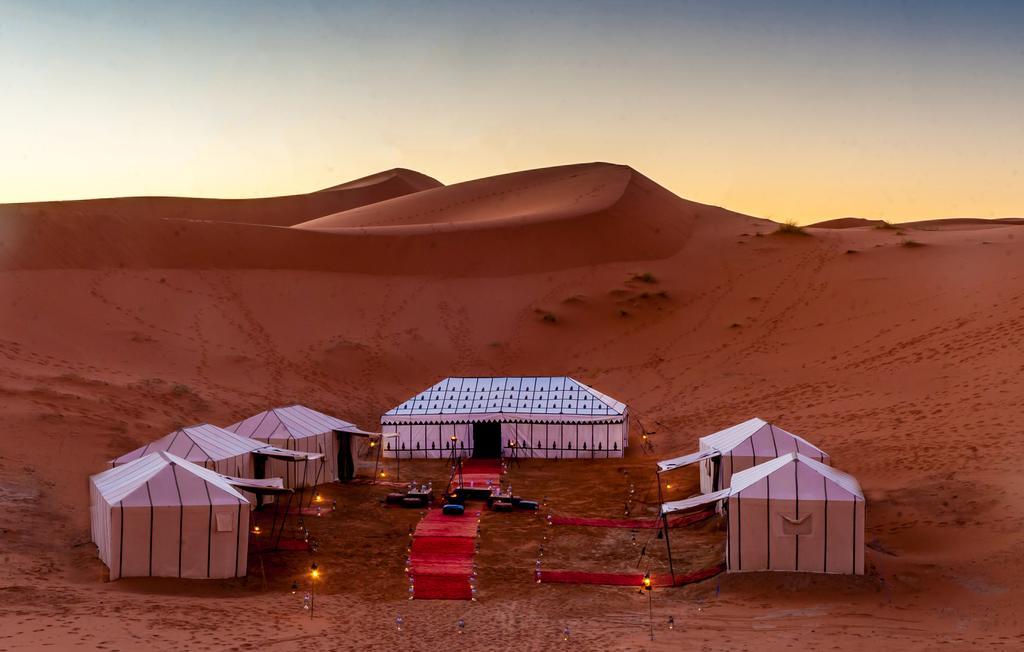 5 Days Combined Atlas Mountain trek and Sahara trip