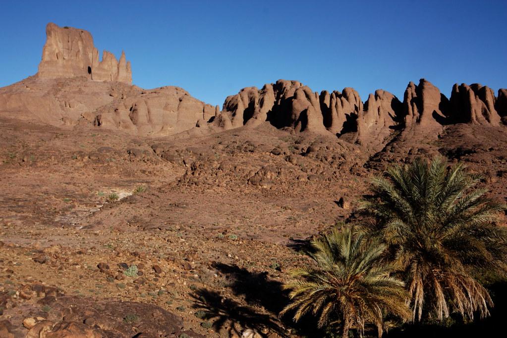 Discover Djebel saghro trekking 9 days