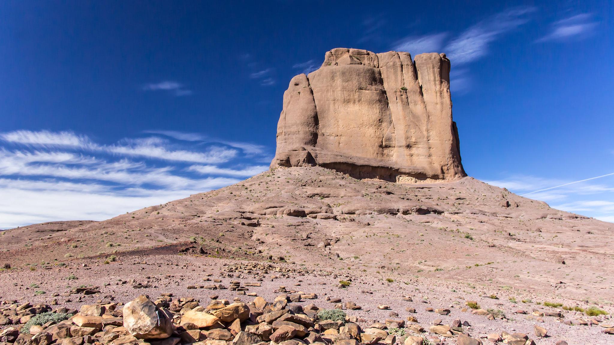 Discover Djebel Saghro 9days trekking in atlas mountains