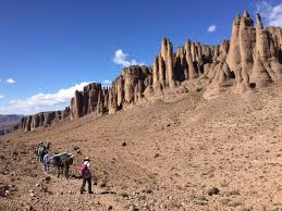 Discover Djebel Saghro trekking 9days trekking in atlas mountains