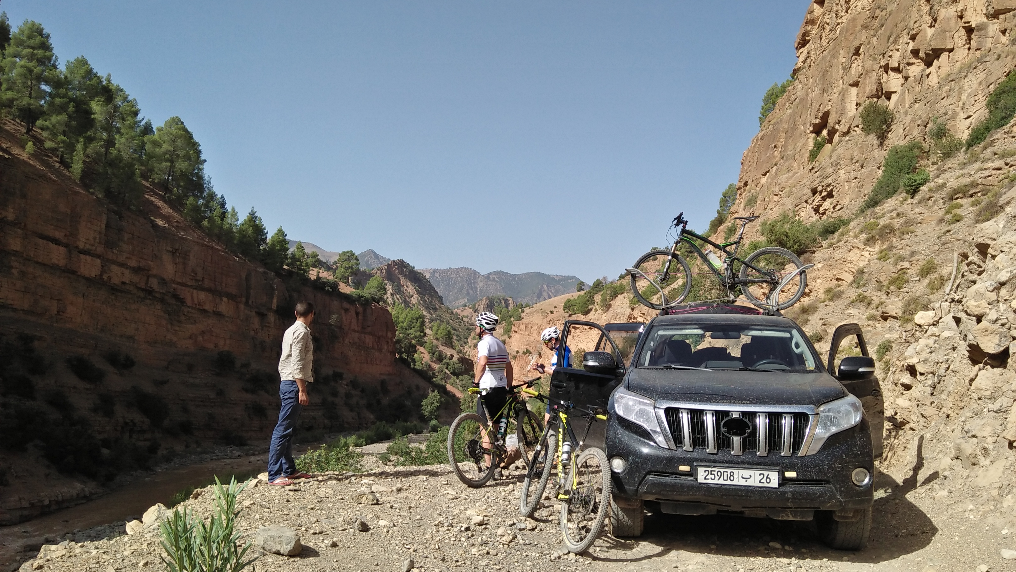 Mountain Bike Tours - Biking trips in atlas mountains morocco