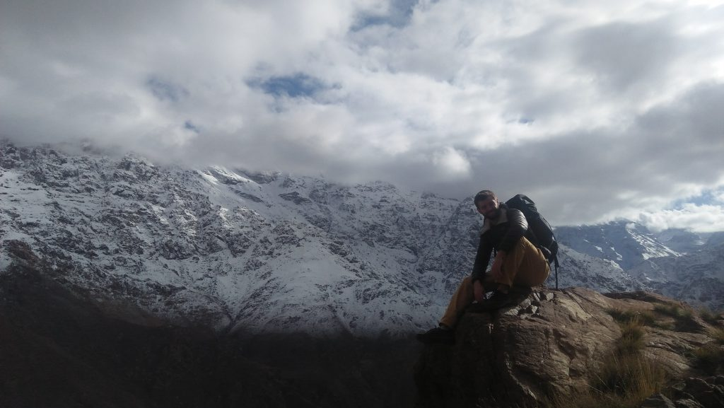 Trekking through the High Atlas of Morocco 4 Days