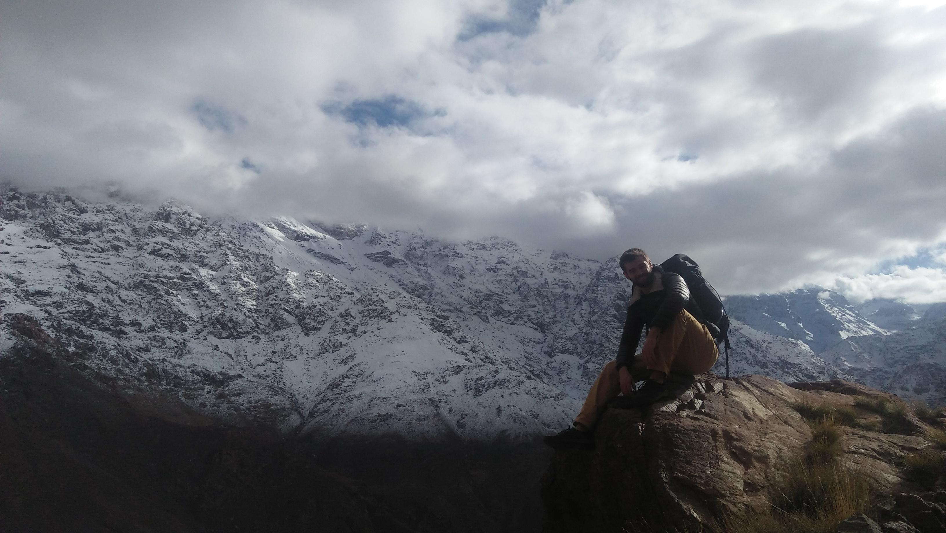 Trekking through the High Atlas of Morocco 4 Days