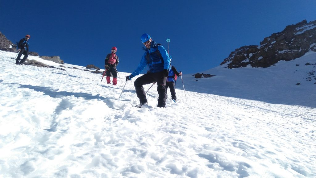 Mount Toubkal  Trek  3 Days