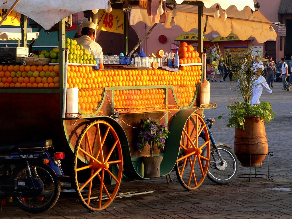 jemaa el-fnaa - Guide To Jemaa El-Fnaa Market, Marrakech - Culture Trip
