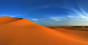 6 days hike between the dunes of Chegaga