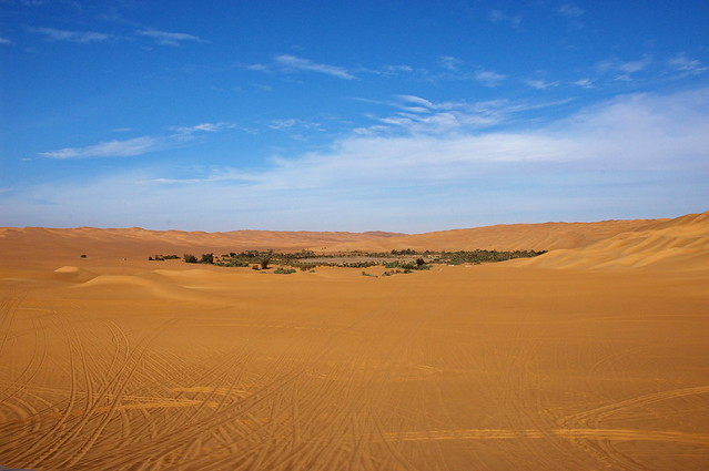 Marrakech to Merzouga Desert Tour in 5 Days / morocco desert