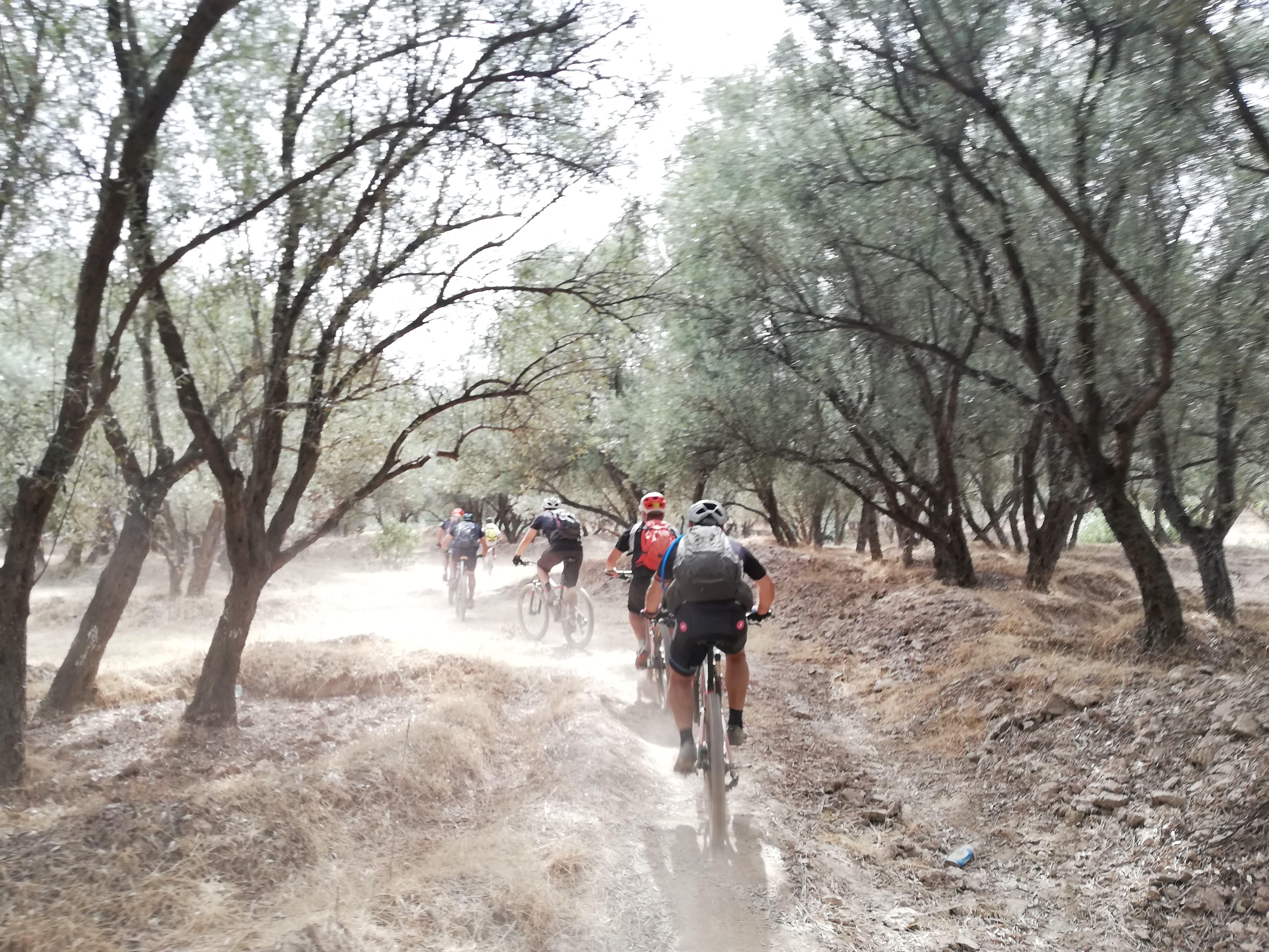 7 Days Biking and hiking Trip In Djebel Of Siroua morocco