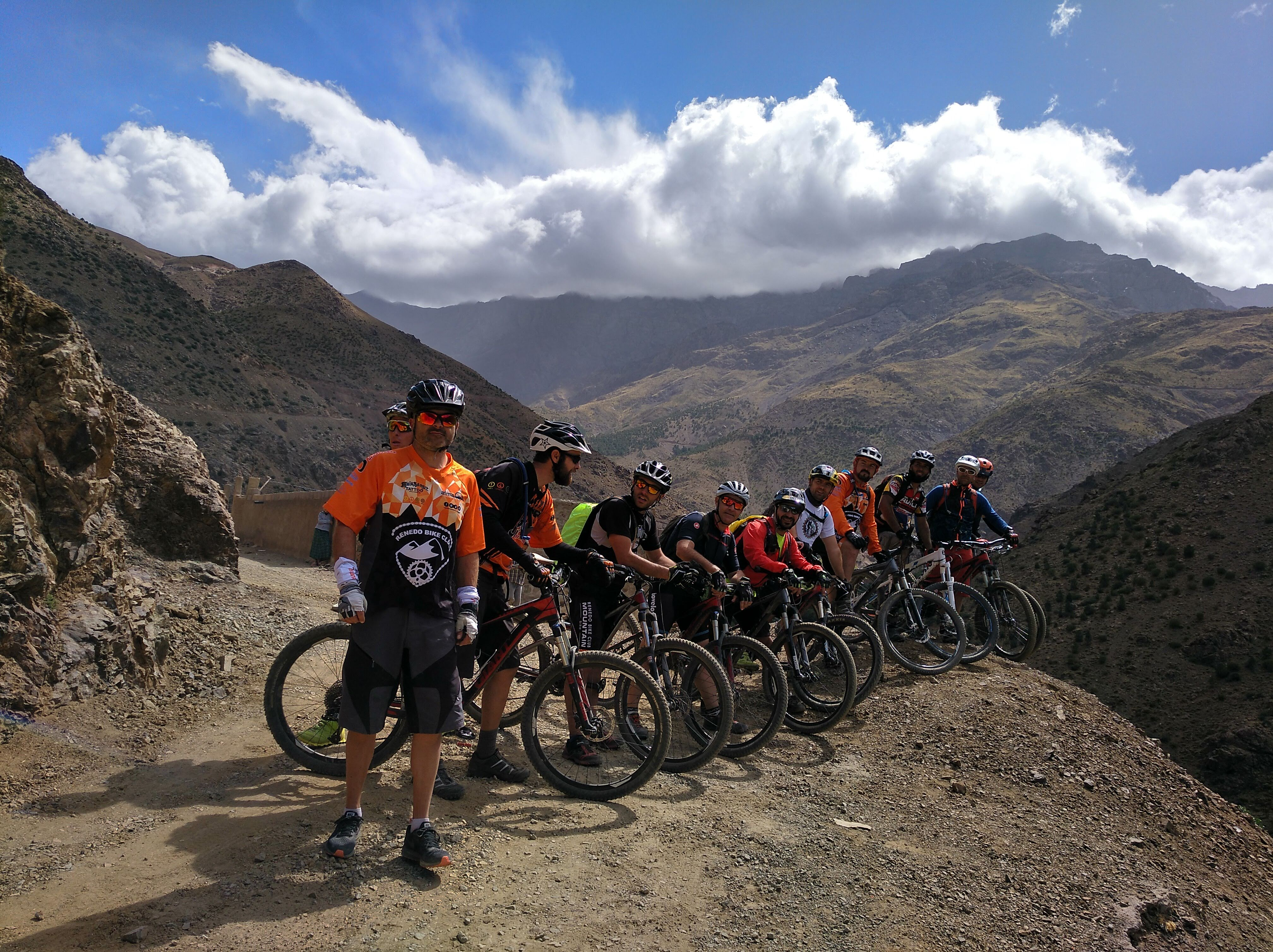 Biking Tour In The High Atlas Mountains 10 Days
