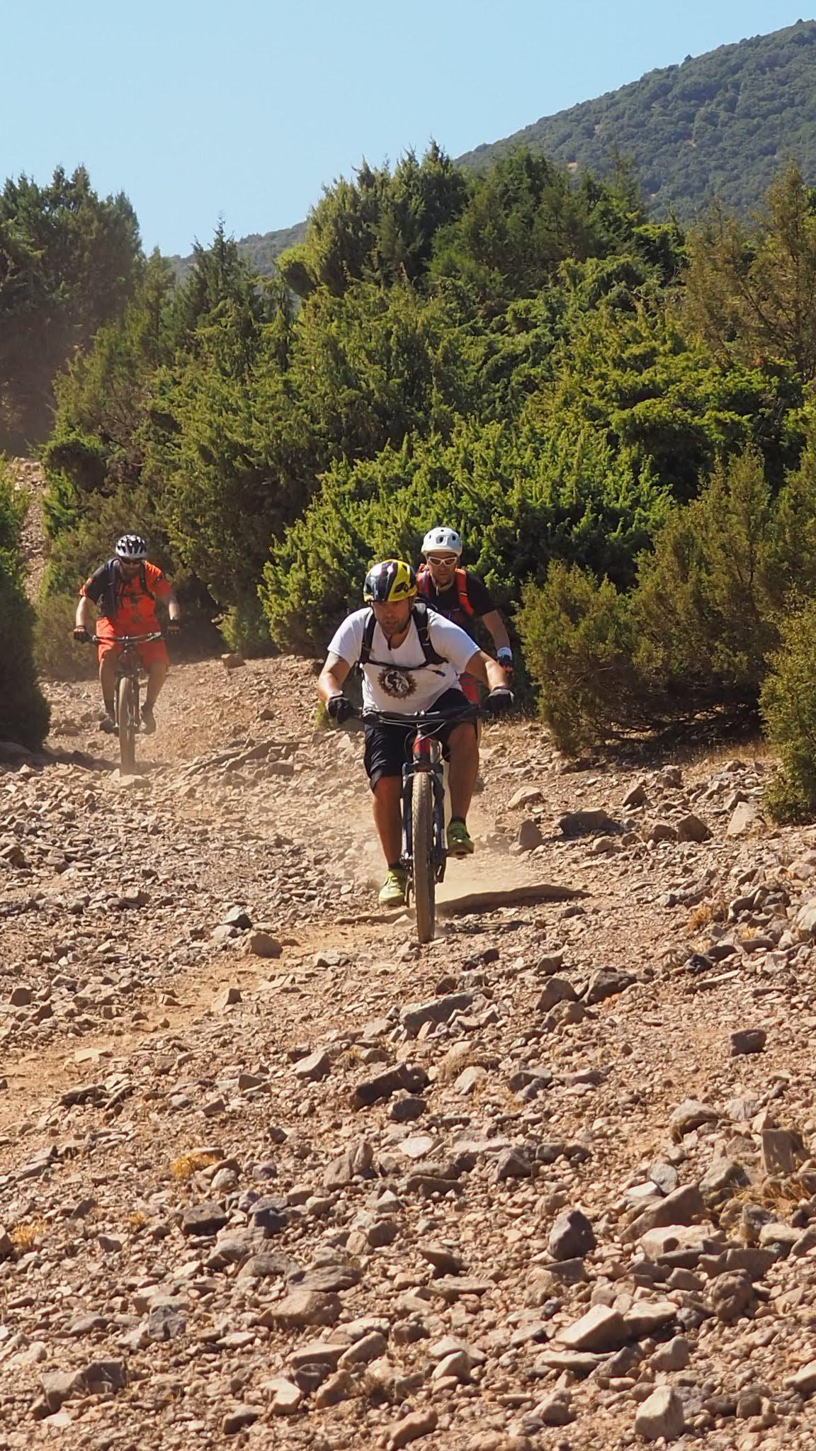 Singletrack Mtb In High Atlas Mountains