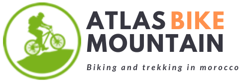 Atlas Mountain Bike & trekking - mountain biking trips & cycling in morocco | 8 day biking atlas mountain to the sahara desert / Biking tour