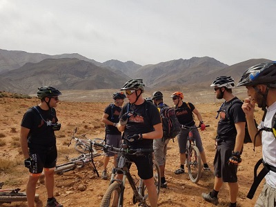 Challenging  Adventure Morocco Bike tours 8 Days